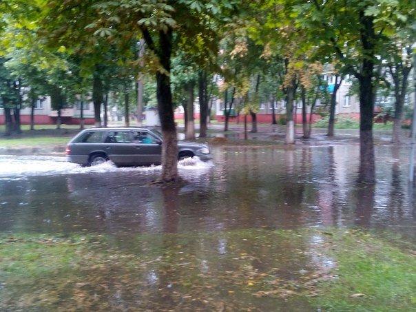 дождь гомель6