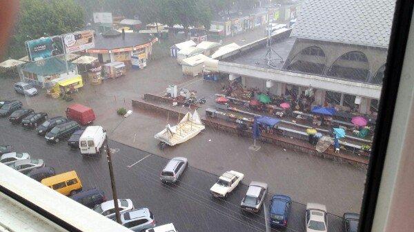 дождь гомель8