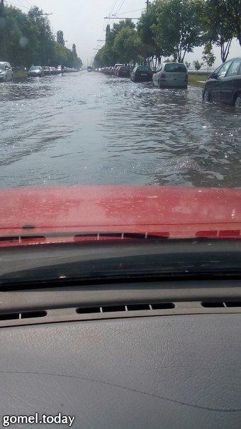 дождь гомель13
