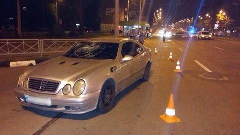 В центре Харькова иномарка сбила пешехода (ФОТО), фото-2