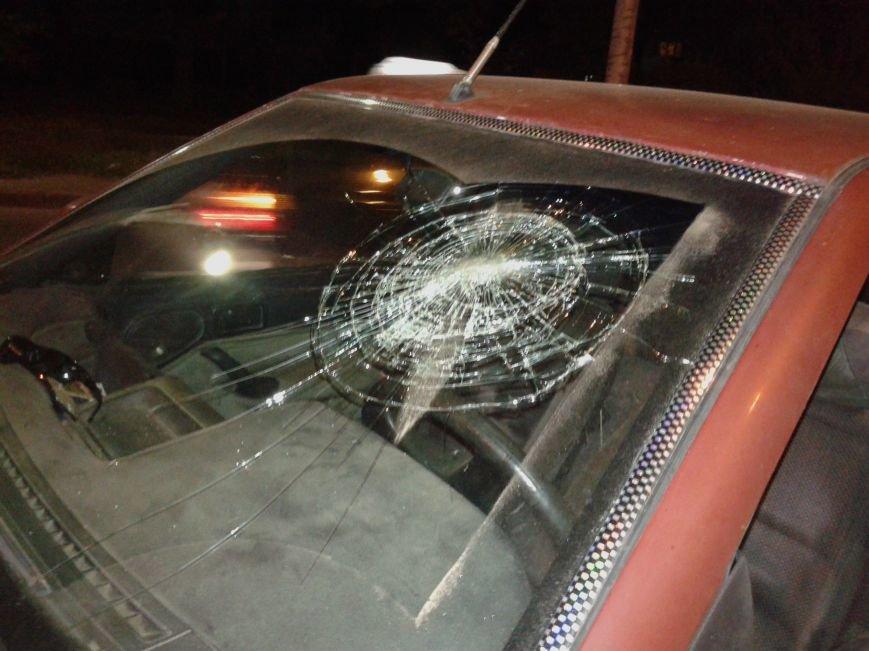 Понівечені автомобілі: у Тернополі зіткнулись таксі і легковик (ФОТО), фото-5
