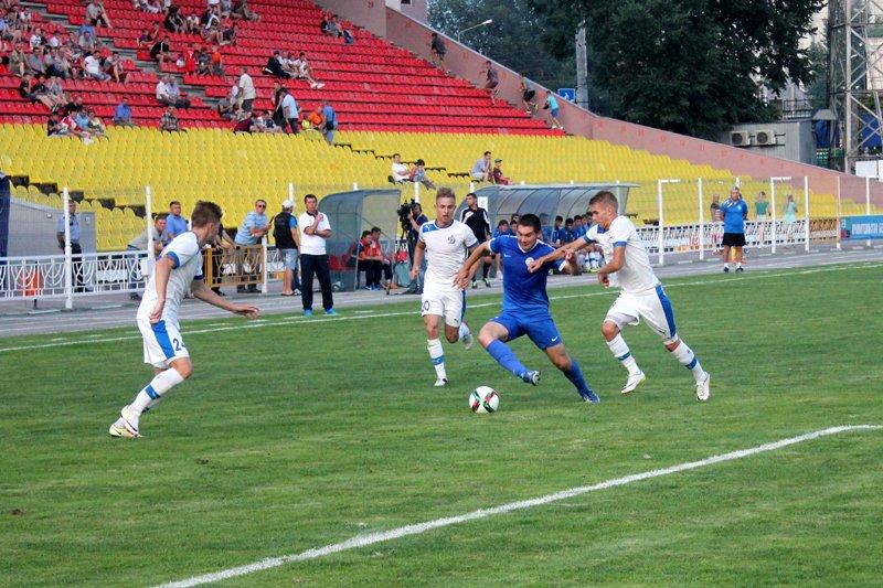ФК «Энергомаш» обыграл брянское «Динамо», фото-2