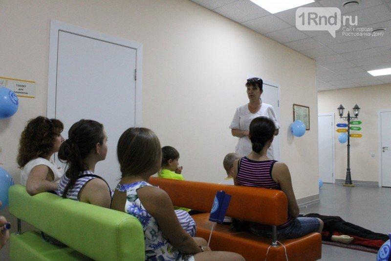 В Ростове состоялись «Курсы первой помощи для мам», фото-4