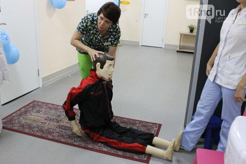 В Ростове состоялись «Курсы первой помощи для мам», фото-5