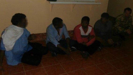 На Закарпатті затримано чотирьох нелегалів зі Шрі-Ланки: фото, фото-1