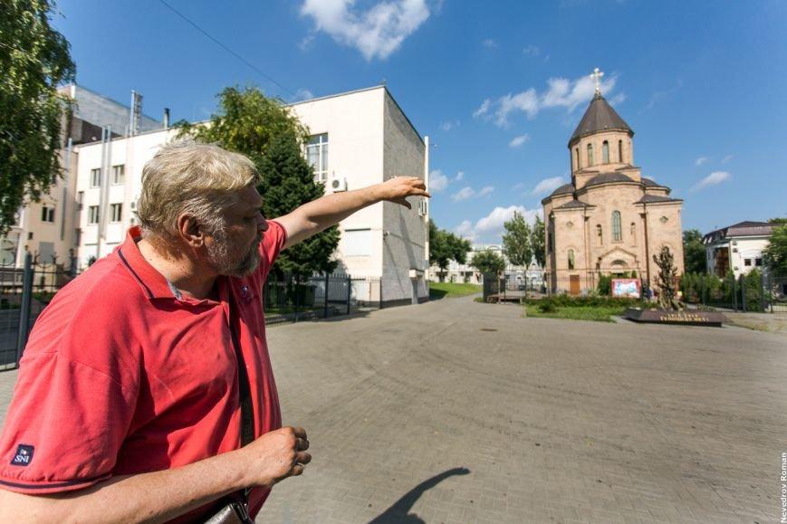 Александр Водяник: Ростов - это большая мозаика, фото-5