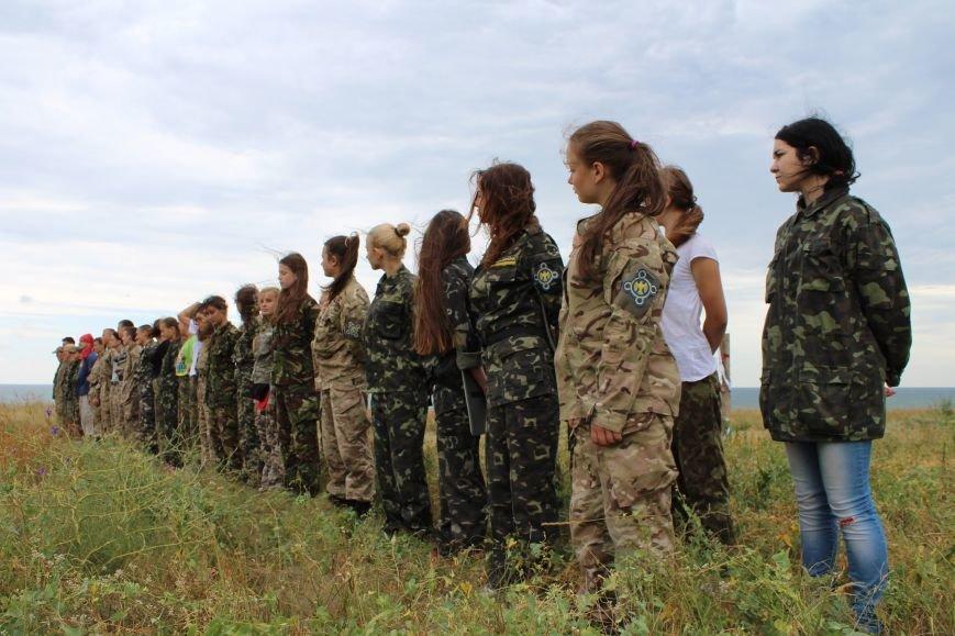 Окрепшими, возмужалыми исполненными чувства патриотизма покидали Бердянск «соколята», фото-1
