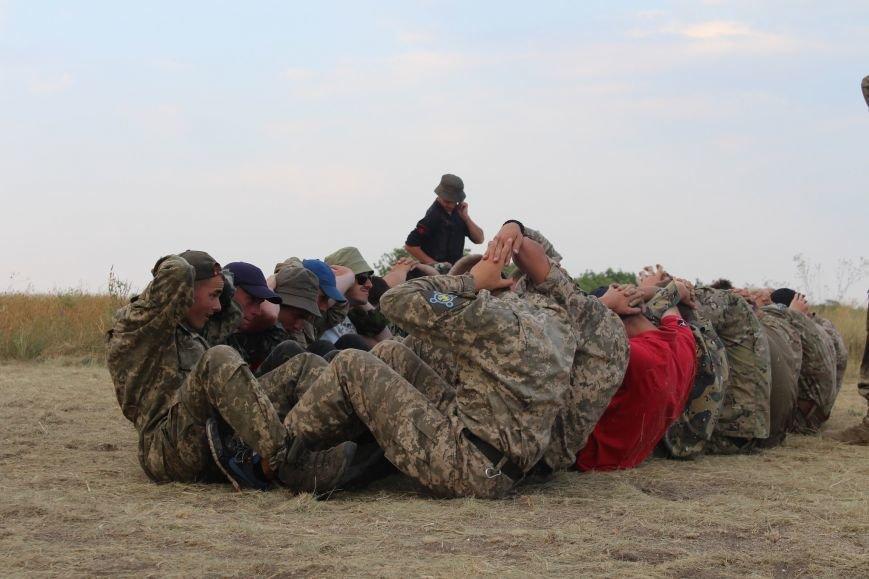 Окрепшими, возмужалыми исполненными чувства патриотизма покидали Бердянск «соколята», фото-4