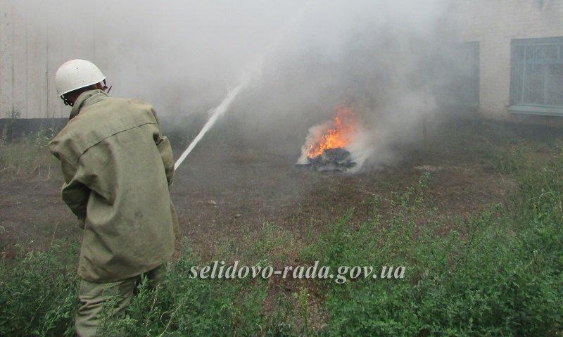 Органи управління Селидівської виправної колонії пройшли тренування, фото-1