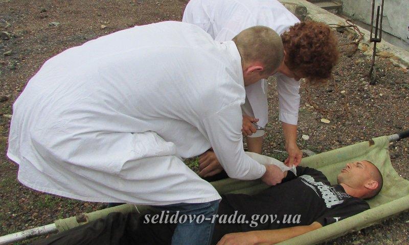 Органи управління Селидівської виправної колонії пройшли тренування, фото-2