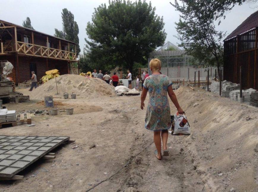 В Мариуполе хозяину зоопарка дали землю под озеленение (ФОТО, ВИДЕО), фото-8