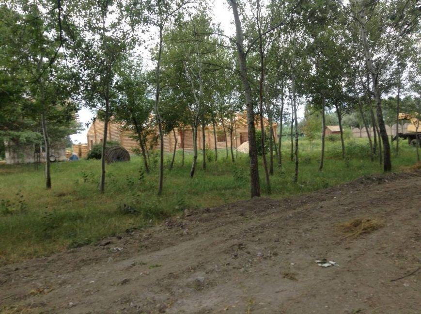 В Мариуполе хозяину зоопарка дали землю под озеленение (ФОТО, ВИДЕО), фото-5