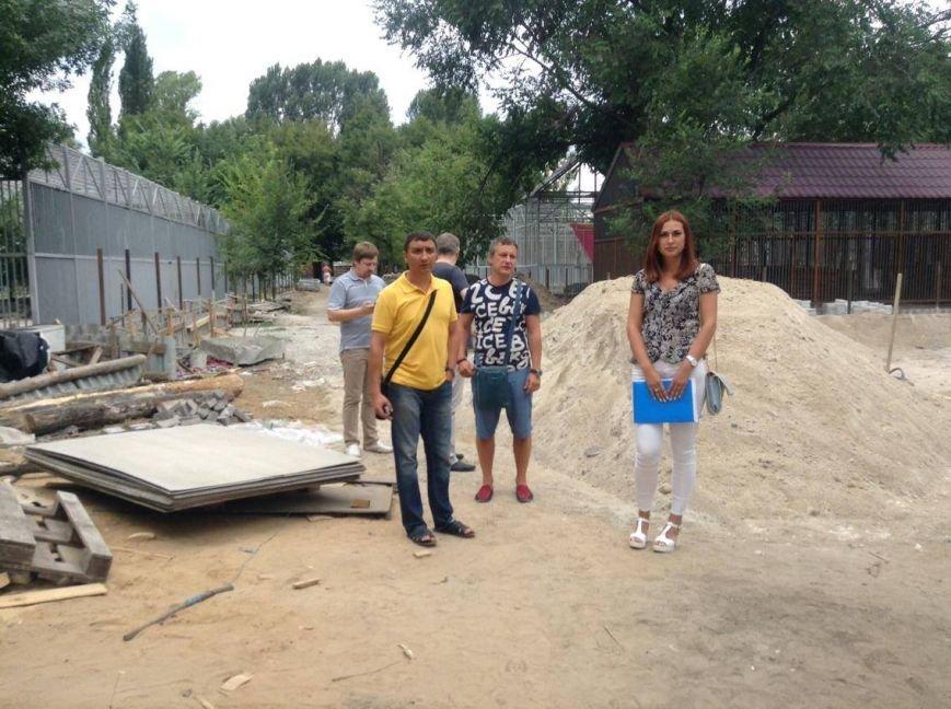 В Мариуполе хозяину зоопарка дали землю под озеленение (ФОТО, ВИДЕО), фото-7
