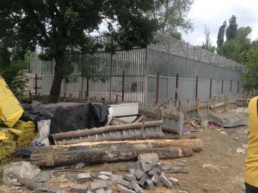 В Мариуполе хозяину зоопарка дали землю под озеленение (ФОТО, ВИДЕО), фото-9