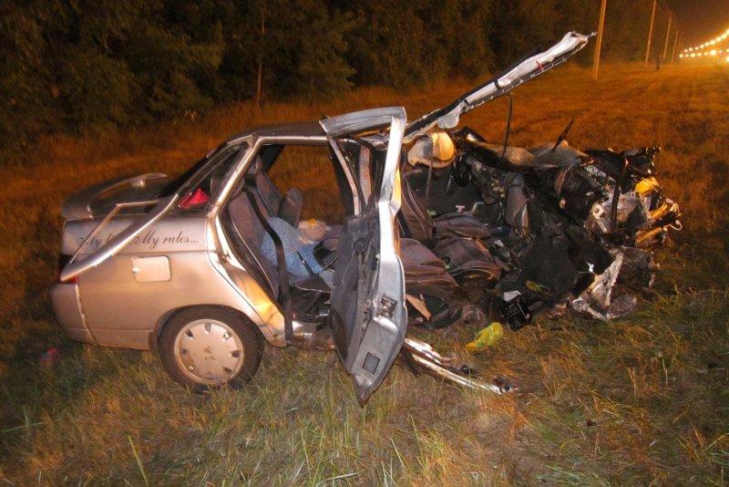 Белгородская семья погибла в ДТП под Липецком, фото-1