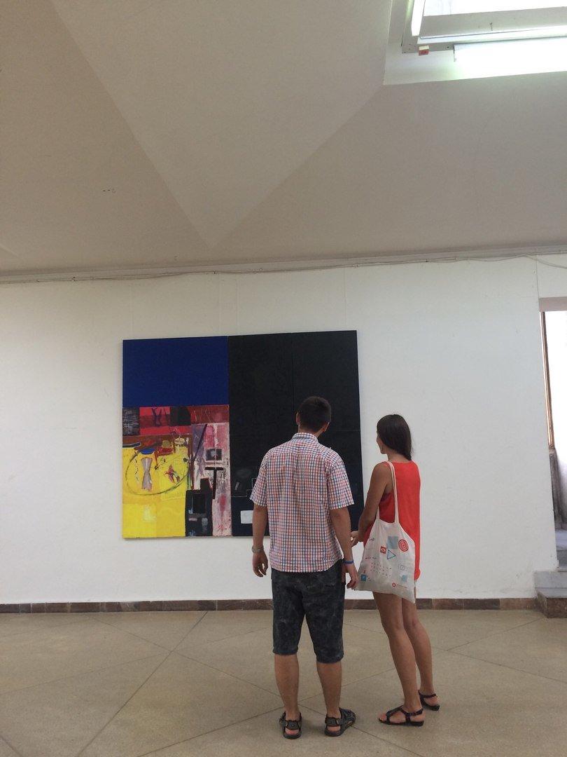 Художники з Ґданська презентували свої роботи у Львові (ФОТО), фото-2