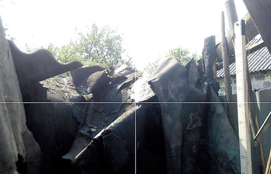 Боевики обстреляли Марьинку - пострадали дома мирных жителей (ФОТО), фото-5