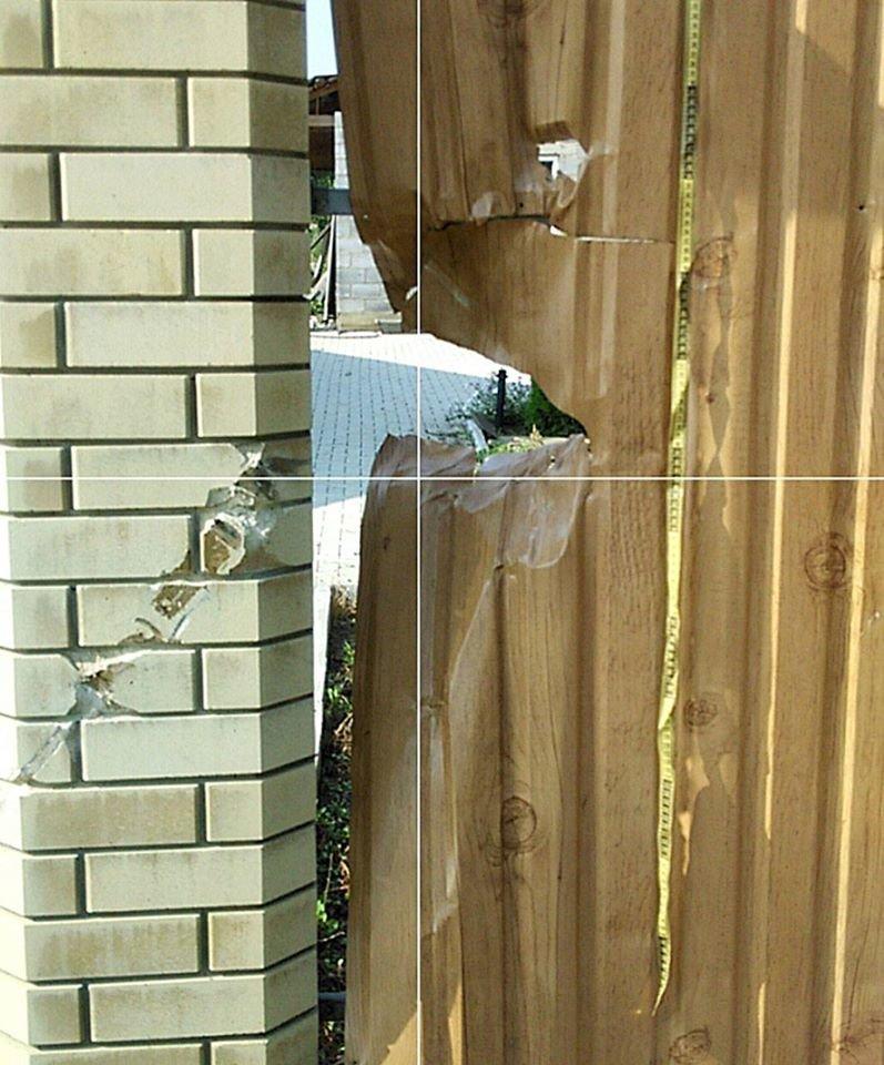 Боевики обстреляли Марьинку - пострадали дома мирных жителей (ФОТО), фото-3