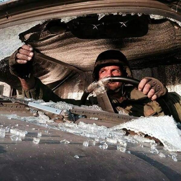 В Луганской области погиб запорожский военный, фото-2