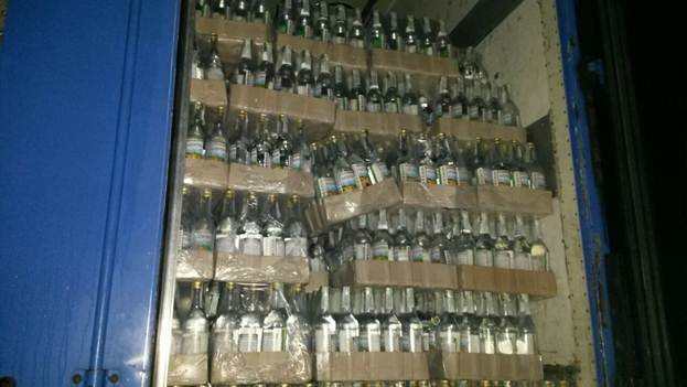 Поліція на Львівщині конфіскувала фальшиву горілку на суму понад 1 мільйон гривень (ФОТО), фото-2