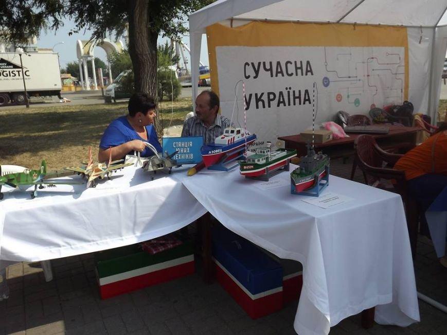 """Фестиваль """"З країни в Україну"""" в Бердянске порадовал горожан и гостей города, фото-10"""