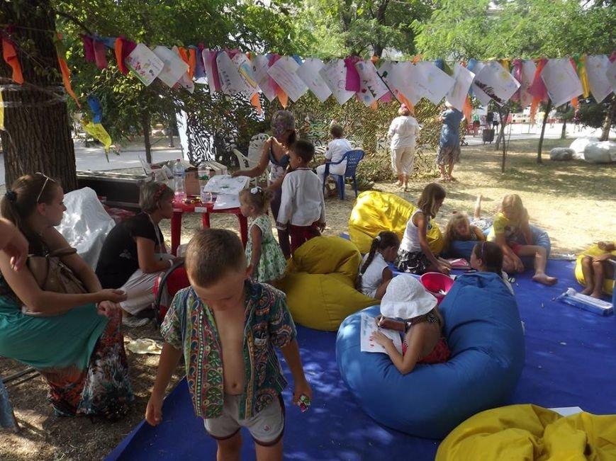 """Фестиваль """"З країни в Україну"""" в Бердянске порадовал горожан и гостей города, фото-2"""