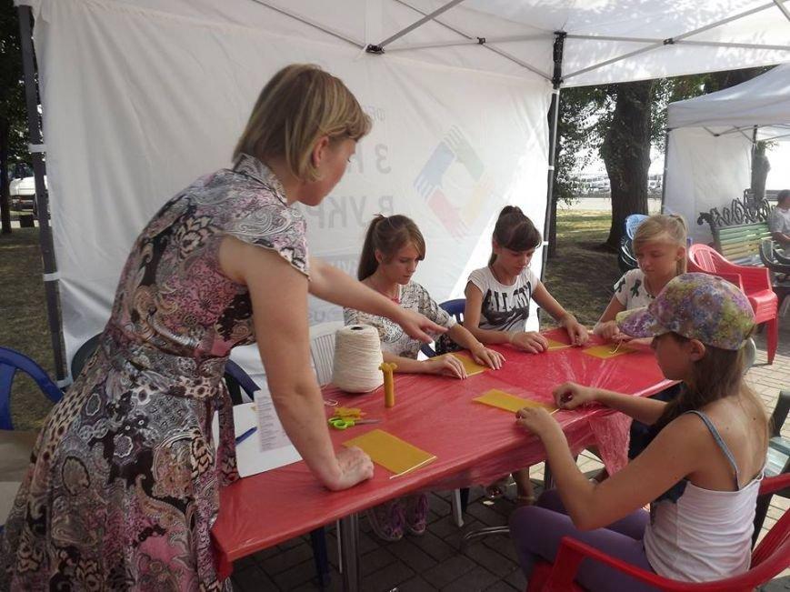 """Фестиваль """"З країни в Україну"""" в Бердянске порадовал горожан и гостей города, фото-9"""