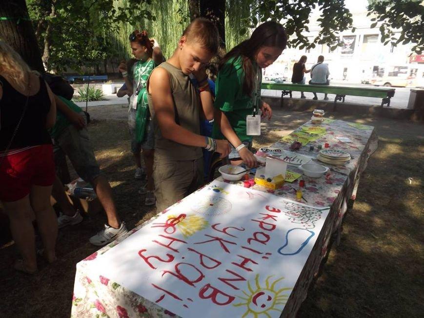 """Фестиваль """"З країни в Україну"""" в Бердянске порадовал горожан и гостей города, фото-11"""
