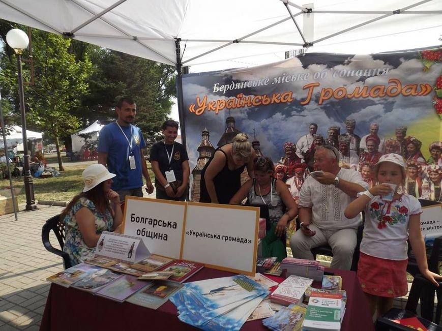 """Фестиваль """"З країни в Україну"""" в Бердянске порадовал горожан и гостей города, фото-6"""