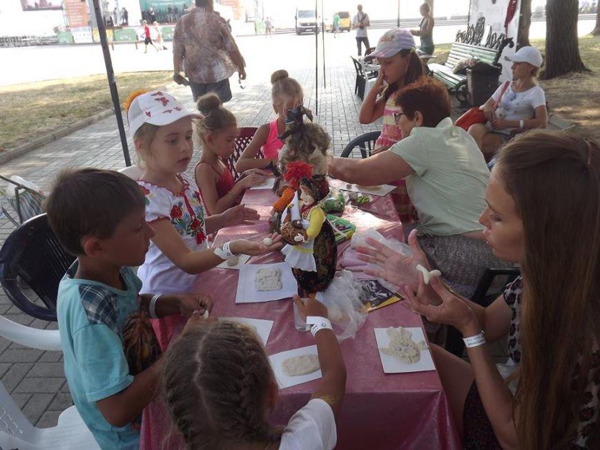 """Фестиваль """"З країни в Україну"""" в Бердянске порадовал горожан и гостей города, фото-4"""