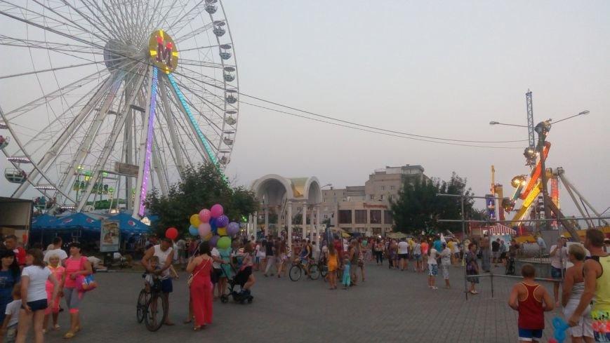 """Фестиваль """"З країни в Україну"""" в Бердянске порадовал горожан и гостей города, фото-12"""