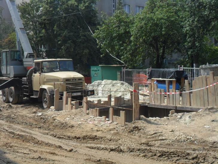 Відкриття вулиці Мечникова перенесли на кінець жовтня (ФОТОРЕПОРТАЖ), фото-3