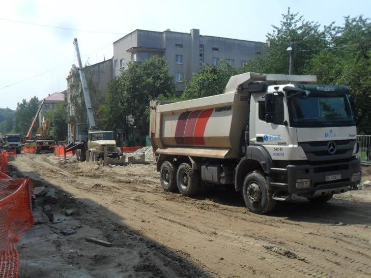 Відкриття вулиці Мечникова перенесли на кінець жовтня (ФОТОРЕПОРТАЖ), фото-4