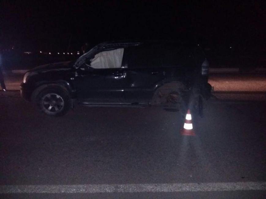Под Харьковом внедорожник врезался в металлический отбойник: есть пострадавшие (ФОТО), фото-2