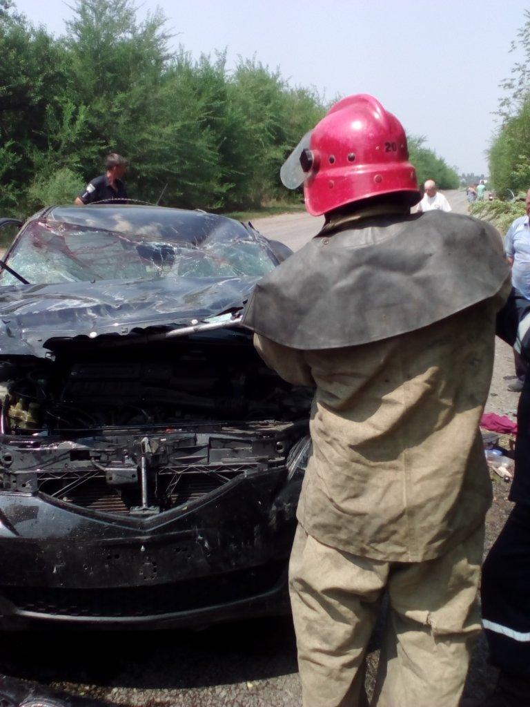 В аварии под Запорожьем погибли два человека (ФОТО), фото-2
