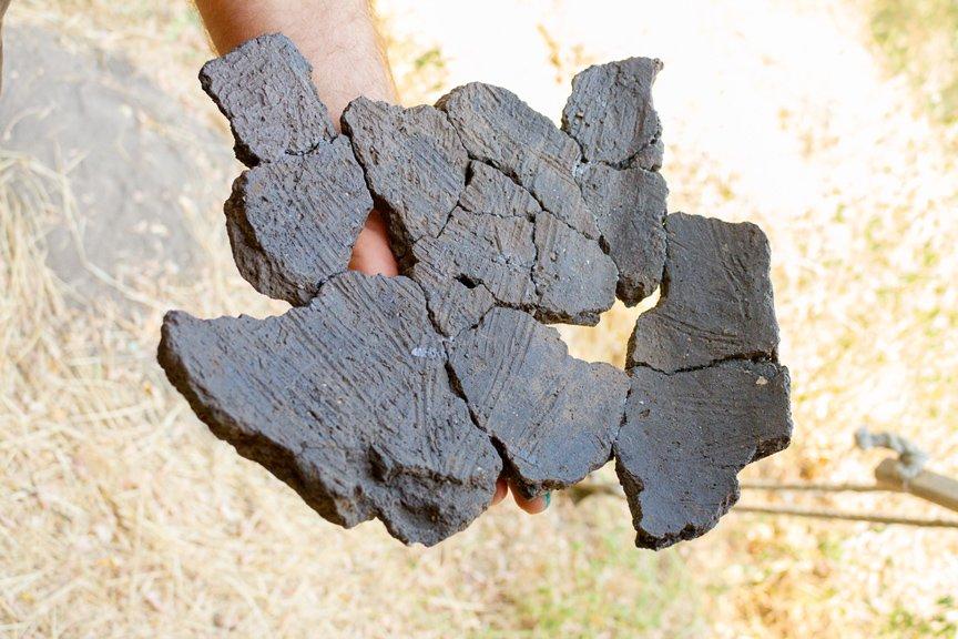 На Хортице проводят раскопки древнего культового комплекса, - ФОТОРЕПОРТАЖ, фото-2