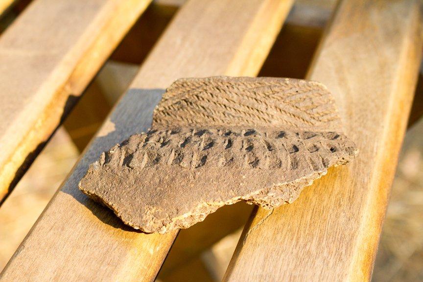 На Хортице проводят раскопки древнего культового комплекса, - ФОТОРЕПОРТАЖ, фото-17
