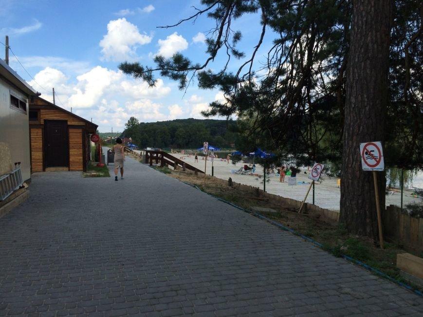 Тест-драйв озер поблизу Львова: відпочиваємо на озері в Брюховичах (ФОТО), фото-1