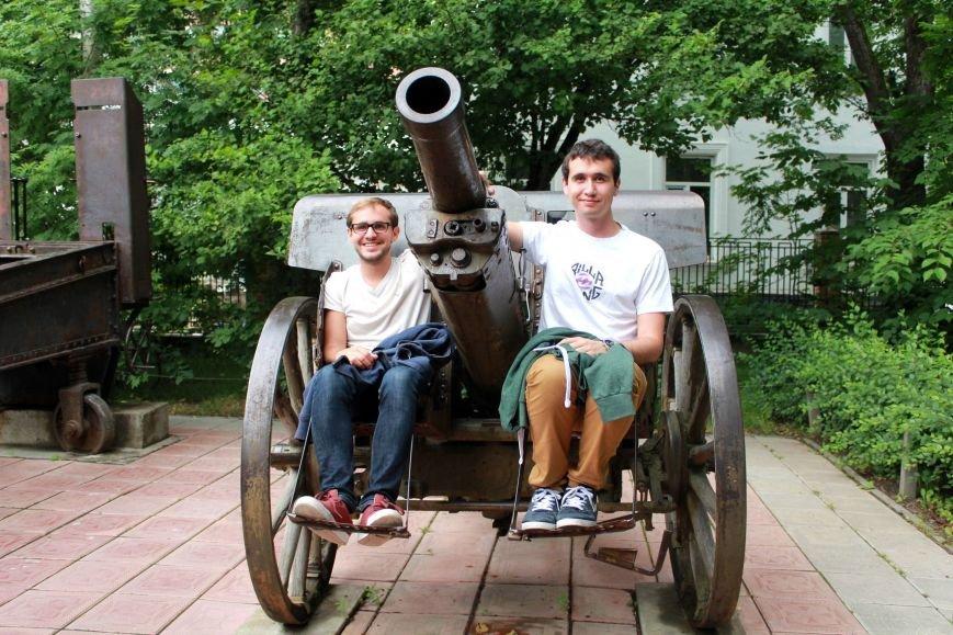 Испанские гости совершили путешествие по Южно-Сахалинску, фото-4