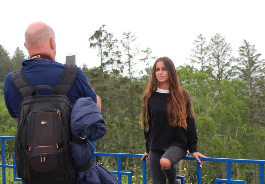 Испанские гости совершили путешествие по Южно-Сахалинску, фото-5