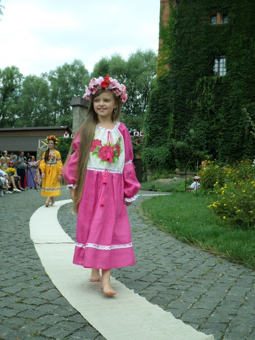 У Радомишлі відбувся Всеукраїнський фестиваль етнічного вбрання, фото-11