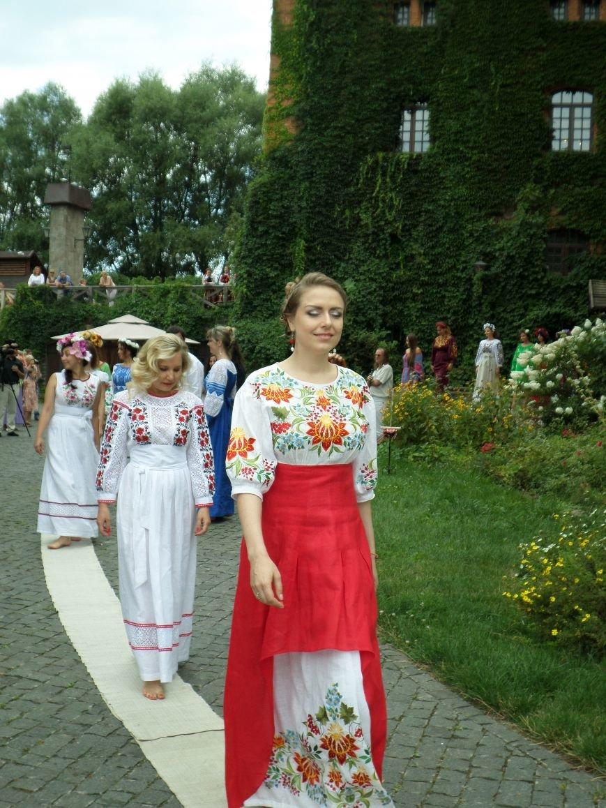 У Радомишлі відбувся Всеукраїнський фестиваль етнічного вбрання, фото-12