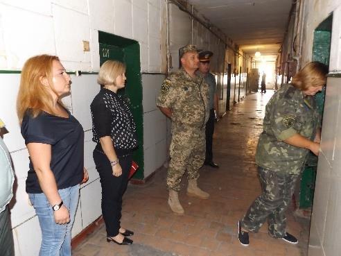 СИЗО Бахмута посетила Ирина Геращенко, фото-2