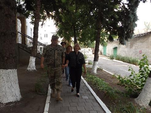 СИЗО Бахмута посетила Ирина Геращенко, фото-1