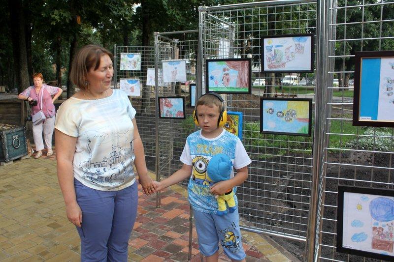 Родительская организация помощи детям с аутизмом «Синяя птица» отметила свой первый день рождения, фото-4