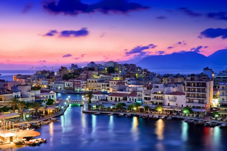 как снять виллу в греции