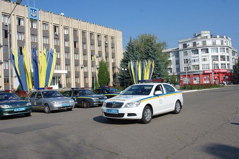 На дорогах Бахмутского района работают 18 нарядов полиции, фото-2