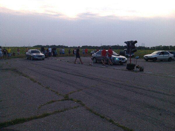 Краматорчане приняли участие в гонках, фото-1