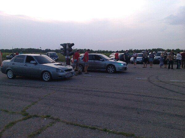 Краматорчане приняли участие в гонках, фото-2