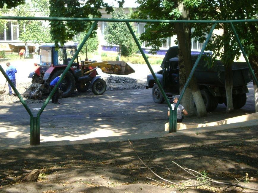 В Краматорске  подготовка школ к учебному году в полном разгаре, фото-3